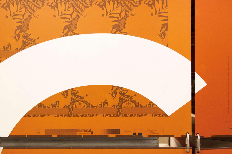 Printing Plates Close Up