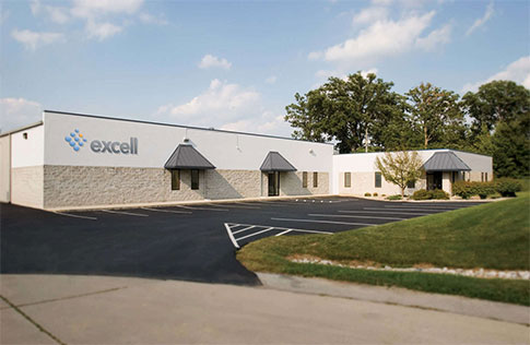 Excell Color Graphics Building